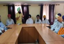 Shiromani Akali Dal Haryana unit supports Chakka Jam (1)
