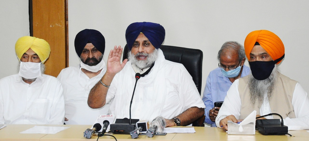 Shiromani Akali Dal core committee