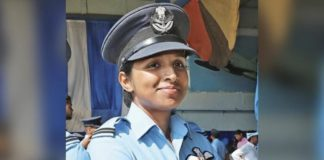 Shivangi Singh 1st woman fighter pilot to join Rafale squadron in Ambala