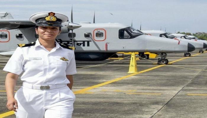 Shivangi Singh 1st woman fighter pilot to join Rafale squadron in Ambala