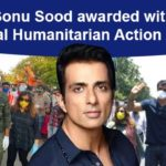 Sonu Sood honoured with Special Humanitarian Action Award by UNDP