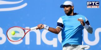 Haryana Tennis Player Sumit Nagal Win a round at Grand Slam | US Open