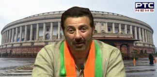 Govt always thinks of farmers' betterment: Sunny Deol
