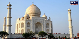 Taj Mahal reopens with new COVID19 guidelines, 6 feet distance compulsory