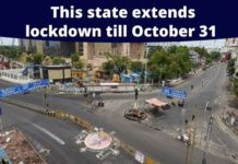 Tamil Nadu govt extends Covid-19 lockdown till October 31 with more relaxations