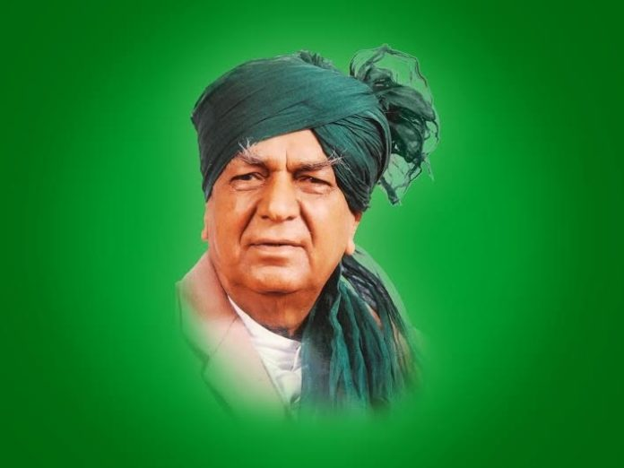 Tau Devi Lal's 107th birth anniversary on 25 September (1)