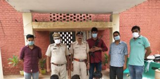 Three gang members arrested for demanding ransom in Narnaul