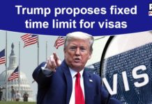 Trump admin proposes fixed time limit for different visas in US