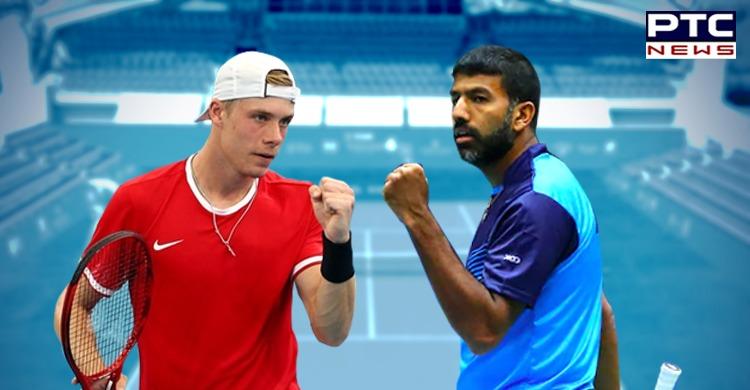 US Open: Denis Shapovalov vs Pablo Carreno Busta   Rohan Bopanna