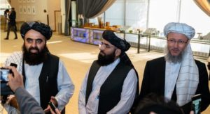 US President Donald Trump Intra-Afghan talks