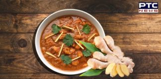 Health Benefits of Ginger Curry