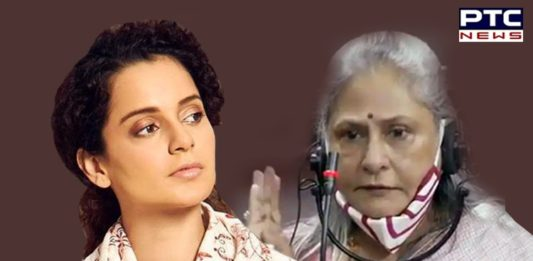 Kangana hits back at Jaya Bachchan