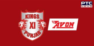 udhiana's Avon cycles principal sponsor of Kings XI Punjab