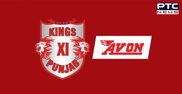 udhiana's Avon cycles principal sponsor of Kings XI Punjab