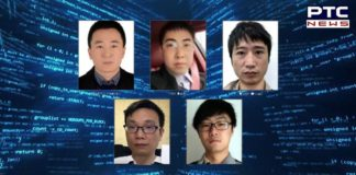 US Justice Department has charged five Chinese in hacking case
