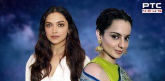 Kangana's taunt on Deepika padukone