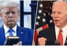 Trump panicked in the face of Covid-19, says Joe Biden
