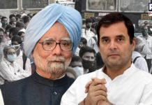 Former PM Manmohan Singh turns 88, Rahul Gandhi tweets an emotional note