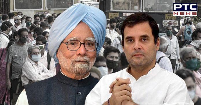Former PM Manmohan Singh turns 88, Rahul Gandhi tweets an emotional note
