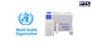 WHO provide low-cost corona test kits to 133 countries