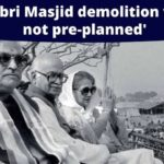 Babri Masjid demolition case: Special CBI court acquits all accused