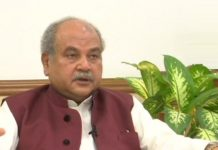 Farm Bills will free farmers from shackles of APMC: Narendra Singh Tomar