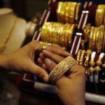 silver prices had fallen sharply