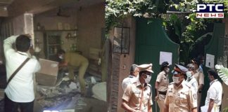 Kangana Ranaut Mumbai Office Demolished by BMC