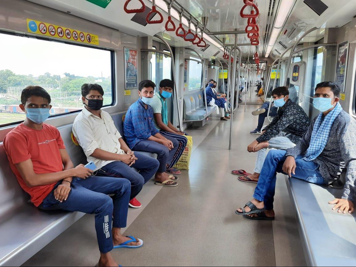 Green Line Metro reopen today | Delhi Metro