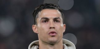 Cristiano Ronaldo tests positive