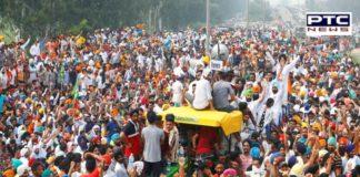 250 farmers organizations meeting in Delhi against agriculture Bills 2020