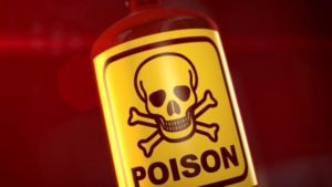 Woman gave poisonous tea to family members