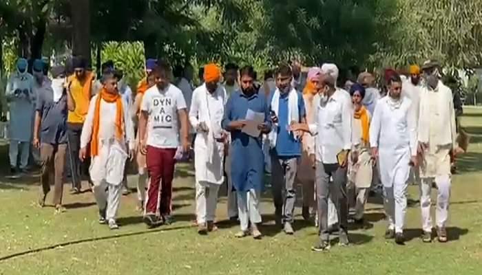 Haryana Farmers Demand