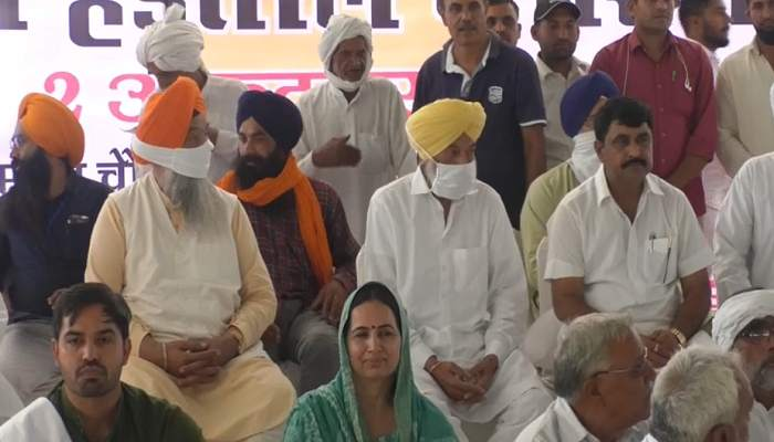 Akali Dal's supports Balraj Kundu | Farmer Protest Haryana