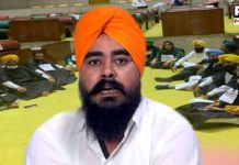 Ropar's AAP MLA Amarjit Singh Sandoa takes another U-Turn