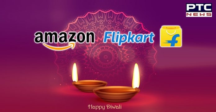 Flipkart Big Diwali Sale 2020, Amazon Great Indian Festival is here