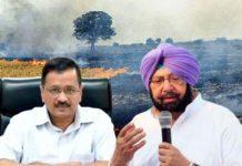 Punjab CM hails data on Delhi pollution and stubble burning link