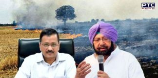 Punjab CM hails data on Delhi pollution and stubble burning link