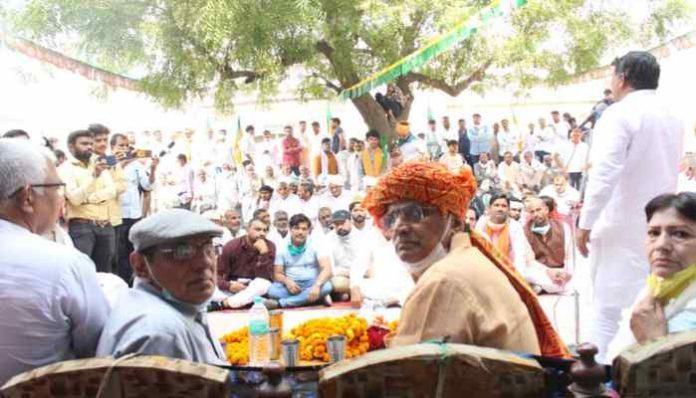 BJP Leader OP Dhankar