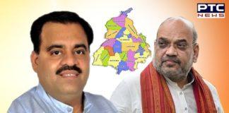 BJP will contest all 117 seats in Punjab in 2022 polls: Tarun Chugh