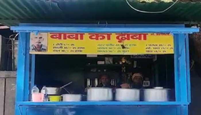 Kanta Prasad, the owner of Baba Ka Dhaba in south Delhi's Malviya Nagar, filed a complaint against Youtuber Gaurav Wasan.