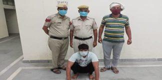 Haryana Police, Crime News Haryana, Badmash Nabbed by Police, Delhi Police Most Wanted,