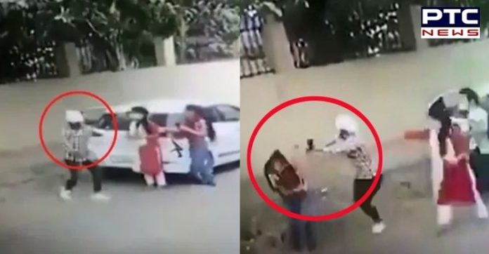Ballabhgarh murder : 21-year-old girl student shot dead outside Faridabad college