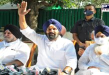 Punjab already under President's Rule: Bikram Singh Majithia