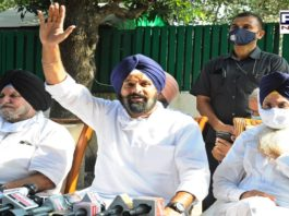Punjab already under President's Rule: Bikram Singh Majithia