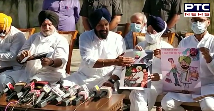 Punjab should have added Punjab Mandi under State Act : Bikram Majithia