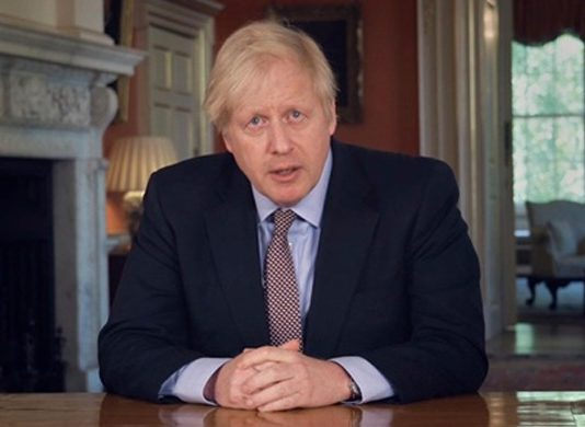 UK Prime Minister Boris Johnson mulling resignation due to low salary