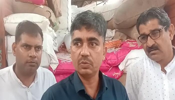Bhiwani CM Flying Raid