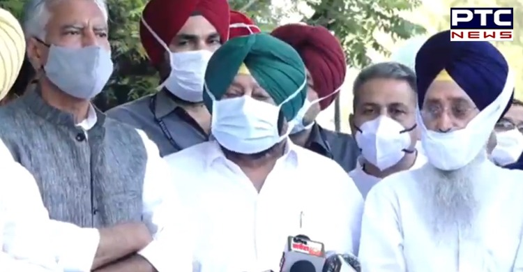 Punjab Farmers: Captain Amarinder Singh asked Arvind Kejriwal, after latter questioned Punjab's amendment Bills passed in Vidhan Sabha.