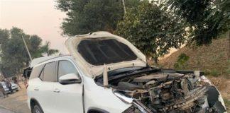 Manisha Gulati accident